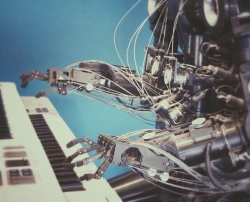 inteligência artificial na arte