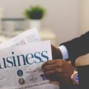 5 principais riscos corporativos na visão de executivos